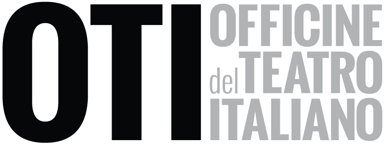 Officine del teatro italiano Logo